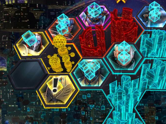 Sci Fi strategy game